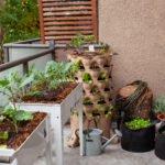 Vertikaler Garten - 19 Ideen für drinnen, im Garten, auf Balkon & Terasse
