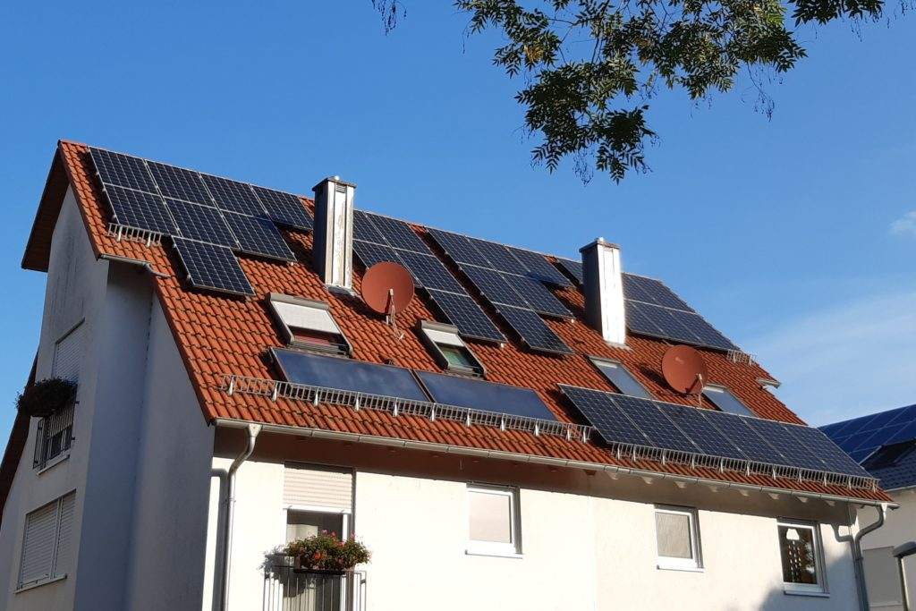 solarthermie und photovoltaik kombiniert
